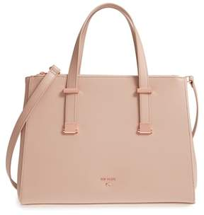 Ted Baker Aminaa Large Adjustable Handle Leather Shopper