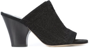 Zero Maria Cornejo low heel mules