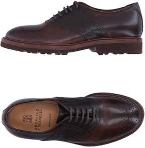 Brunello Cucinelli Lace-up shoes