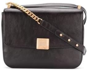 Golden Goose Deluxe Brand Women's Black Leather Shoulder Bag.