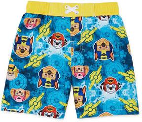 Trunks LICENSED PROPERTIES Paw Patrol Swim Toddler Boys