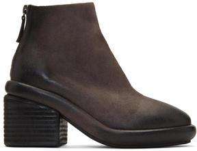 Marsèll Brown Salvagente Boots