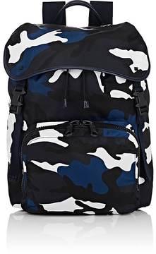 Valentino Garavani Men's Flap-Front Backpack