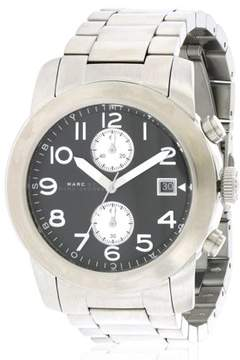 Marc Jacobs Marc by Larry Chronograph Stainless Steel Mens Watch MBM5050