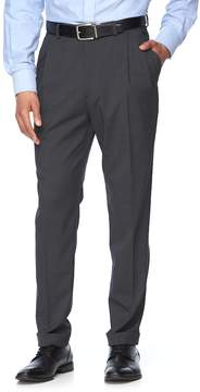 Croft & Barrow Men's Stretch Classic-Fit True Comfort Pleated Suit Pants
