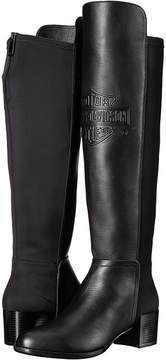 Harley-Davidson Delwood Women's Zip Boots