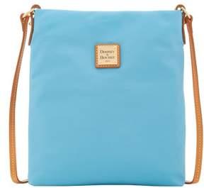 Dooney & Bourke Miramar Small Dani Crossbody Shoulder Bag - LIGHT BLUE - STYLE
