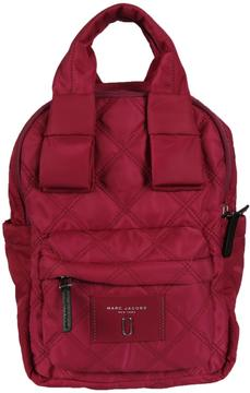 Marc Jacobs Nylon Knot Backpack - FUXIA - STYLE
