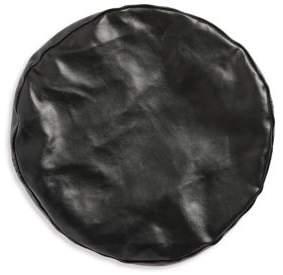 Steve Madden Polished Faux Leather Beret