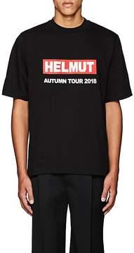 Helmut Lang Men's Graphic-Print Cotton T-Shirt