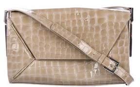 Stuart Weitzman Takesides Leather Bag w/ Tags