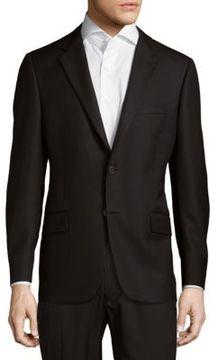 Hickey Freeman Classic Wool Sportcoat