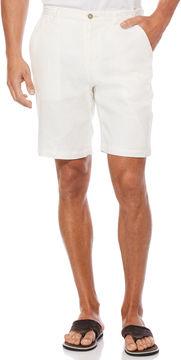 Cubavera 100% Linen Basic Short