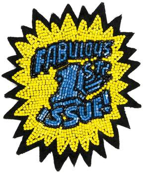 Olympia Le-Tan Collectors Item Issue patch