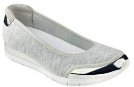 Anne Klein Wina Heathered Slip-On Sneakers