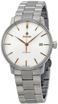 Rado Coupole Classic Automatic Silver Dial Stainless Steel Watch