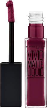 Maybelline Color Sensational Vivid Matte Liquid Lip Color - Corrupt Cranberry