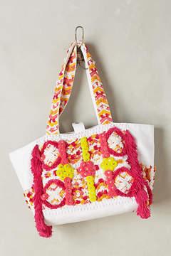 Antik Batik Cabas Shoulder Bag