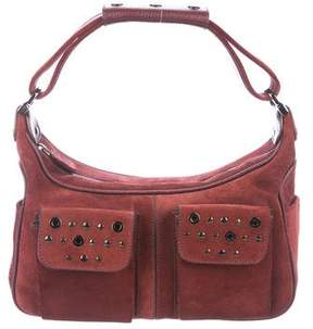 Tod's Suede Miky Bag