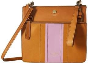 Lodis Rodeo Stripe RFID Odele Crossbody Cross Body Handbags
