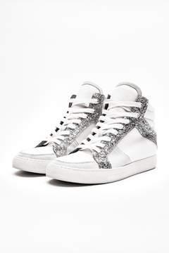 Zadig & Voltaire Zadig Voltaire Zadig Voltaire | Zv1747 Mid Glit Sneakers | 11 us