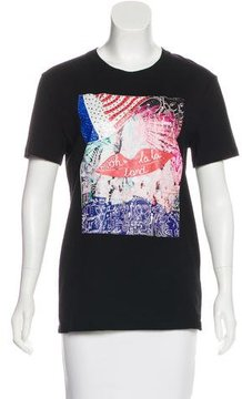 Each X Other Embellished Graphic T-Shirt