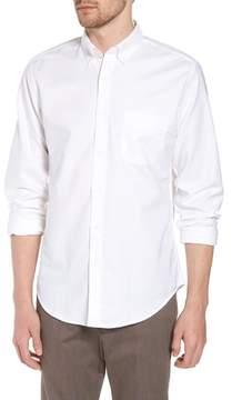 J.Crew Slim Fit Stretch Pima Cotton Oxford Shirt
