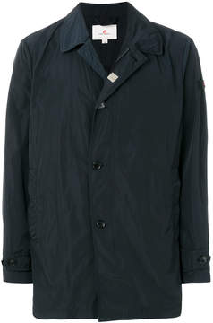 Peuterey off-center buttoned jacket