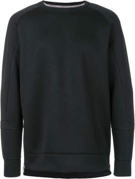 Calvin Klein Jeans side zip sweatshirt