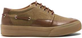 Maison Margiela Exaggerated-sole deck shoes