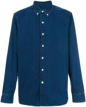 Levi's long-sleeved denim shirt