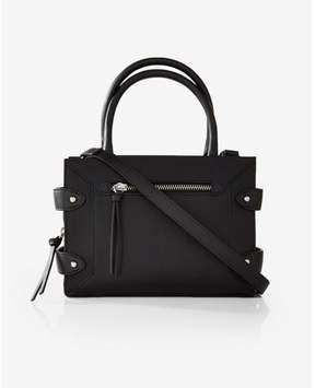 Express Front Zip Mini Satchel