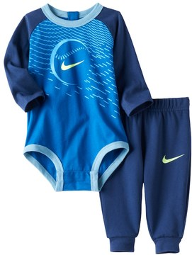 Nike Baby Boy Nike Sports Bodysuit & Pants Set