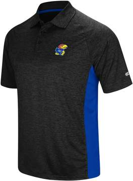 Colosseum Men's Kansas Jayhawks Wedge Polo