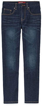 Arizona Stretch Straight Leg Jeans - Boys 4-20 & Husky