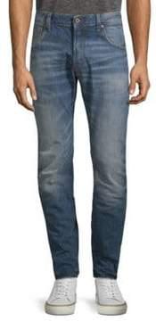 G Star Arc 3D Slim-Fit Cotton Jeans