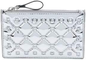 Valentino coin purse and card case