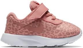 Nike Tanjun Print Toddler Girls' Shoes