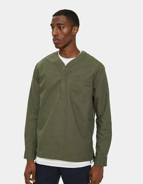 NATIVE YOUTH Sequoia Shirt in Green