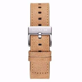 MVMT Mens Chrono 40mm Series 20mm Caramel Leather