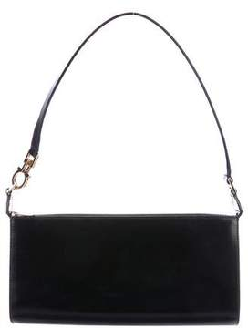 Salvatore Ferragamo Smooth Leather Shoulder Bag
