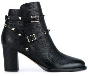 Valentino 'Rockstud' ankle boots