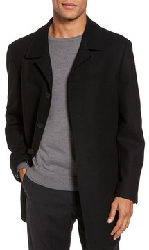 Nordstrom Men's Wool Blend Car Coat