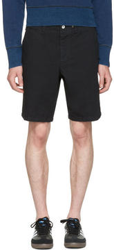 Rag & Bone Navy Beach II Shorts
