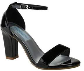 Dyeables Women's Maddox Ankle Strap Sandal.