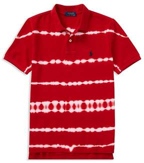 Polo Ralph Lauren Boys' Tie-Dyed Polo - Little Kid