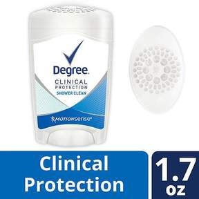 Degree Women Clinical Antiperspirant Deodorant Shower Clean