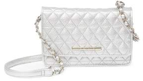 Steve Madden Terry Quilted Wallet-on-a-String