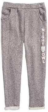 O'Neill Toddler Girl's Frosty Fleece Night Owl Pants