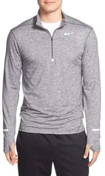 Men's Nike 'Element' Dri-Fit Quarter Zip Running Top